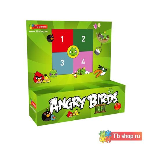 Как сделать круглых angry birds играть